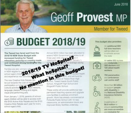 budget pamphlet
